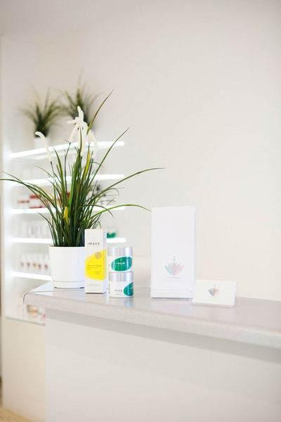 Recepcja w salonie Healthybeauty