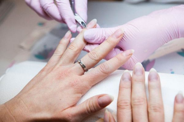 Profesjonalne manicure
