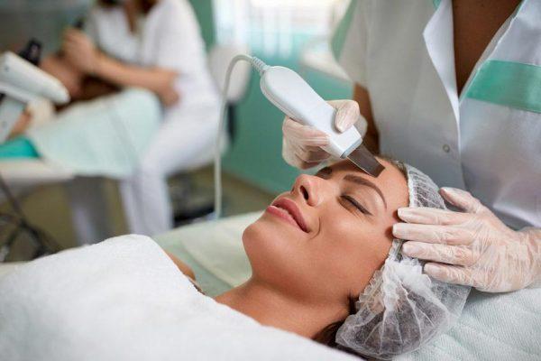 Zabieg z kawitacji i depilacja