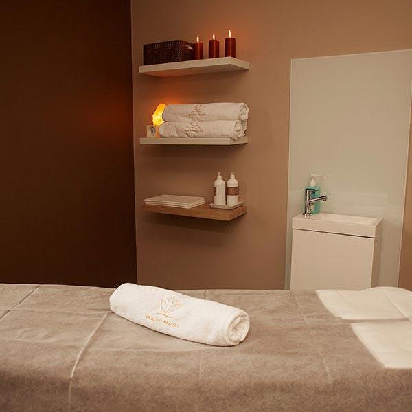 Tak wygląda nasz gabinet masażu