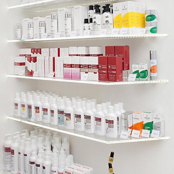 Sklep z wysokiej jakości kosmetykami - do każdego kosmetyku konsultacja Kosmetologa GRATIS