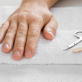 manicure dla panów