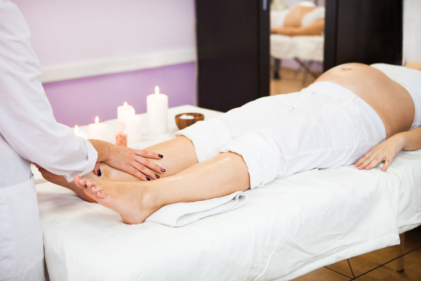 Karta upominkowa na masaż dla kobiet w ciąży