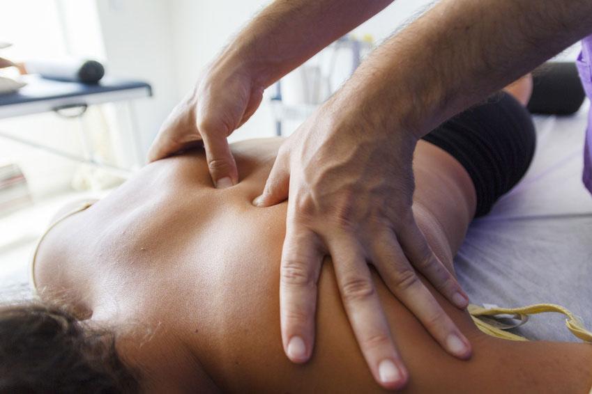 Masaż sportowy w Healthybeauty na prezent