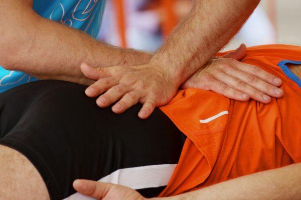 Masaż sportowy na prezent Voucher