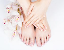 manicure pedicure voucher