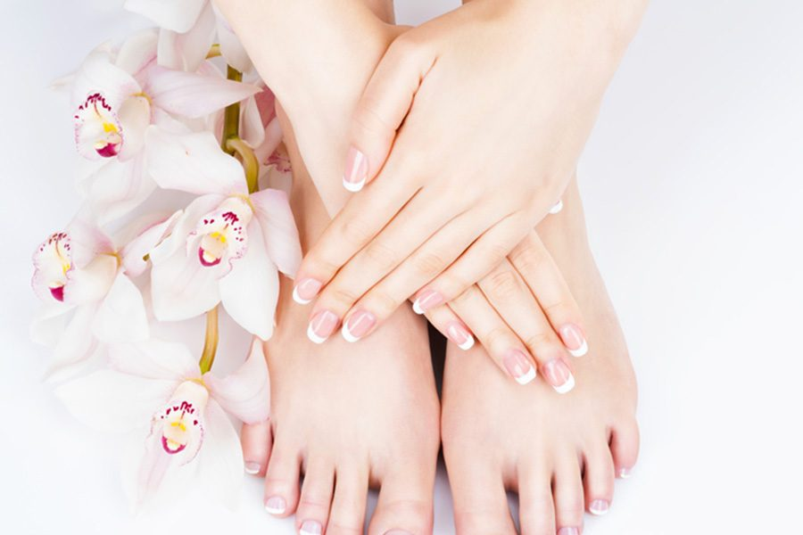 manicure pedicure voucher
