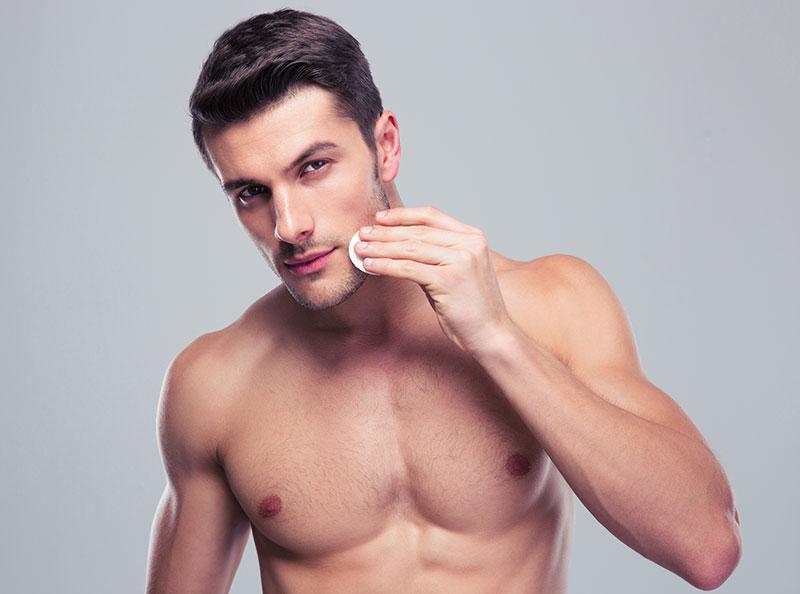 zabiegi kosmetyczne dla meżczyzn
