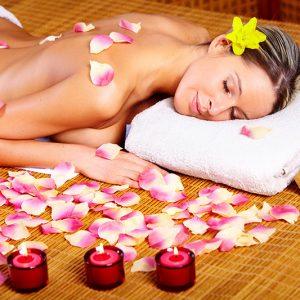 Oferta masażu w spa