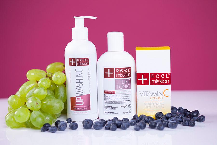 Peel mission produkty kosmetyczne