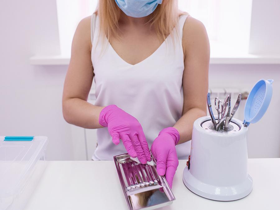 Dezynfekcja i higiena w SPA