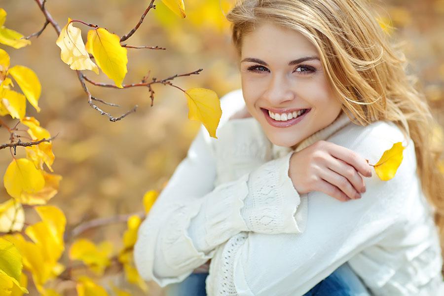 Pielęgnacja skóry jesienią i ziemą
