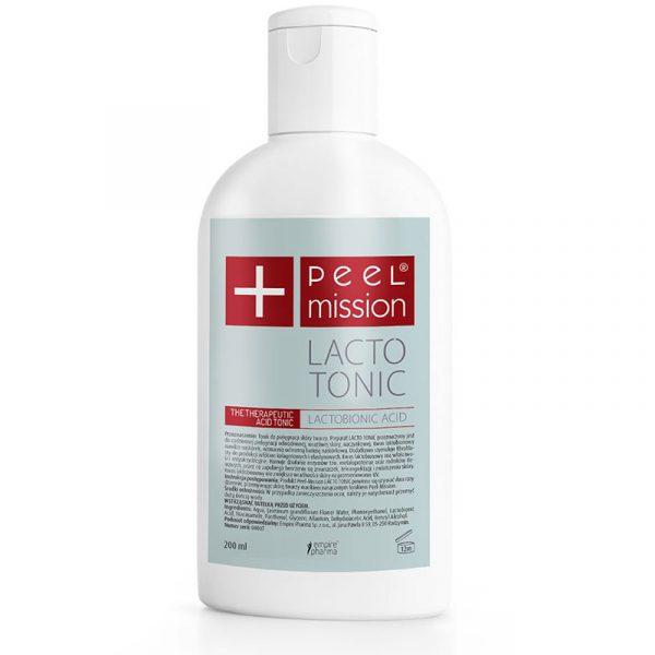 Lacto Tonic Peel Mission