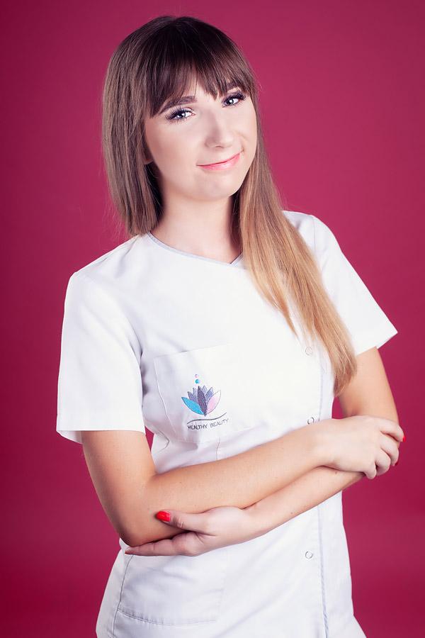 Klaudia Błachnio Kosmetolog w Healthybeauty