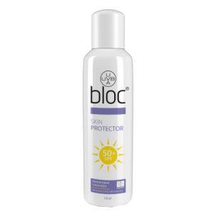 Mgiełka BLOC Skin Protector Spray SPF 50+, 150ml