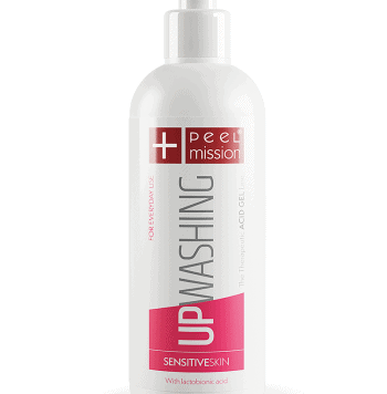 Żel Up Washing Sensitive Skin Peel Mission 250ml