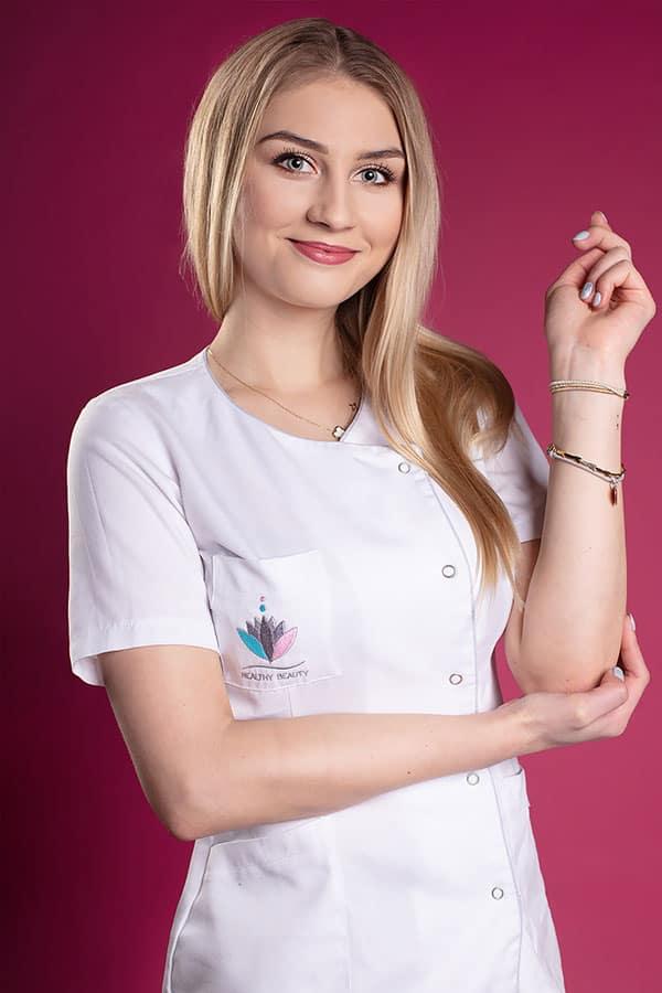 Aleksandra Hlebowicz HealthyBeauty Kosmetolog