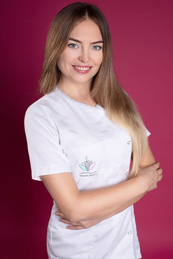 Natalia Padalka kosmetolog Healthy Beauty Warszawa