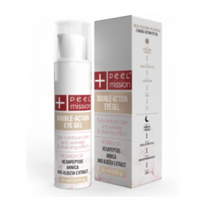Double-Action Eye Gel Peel Mission 15ml