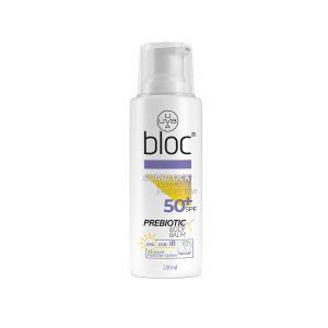 bloc sunblock expert protection body lotion 50 sp